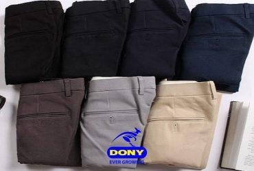 Xưởng may quần tây – quần kaki đồng phục nam nữ công sở