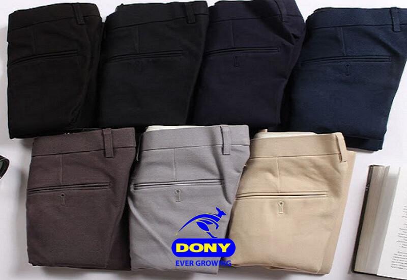 Xưởng may quần tây - quần kaki đồng phục nam nữ công sở 1
