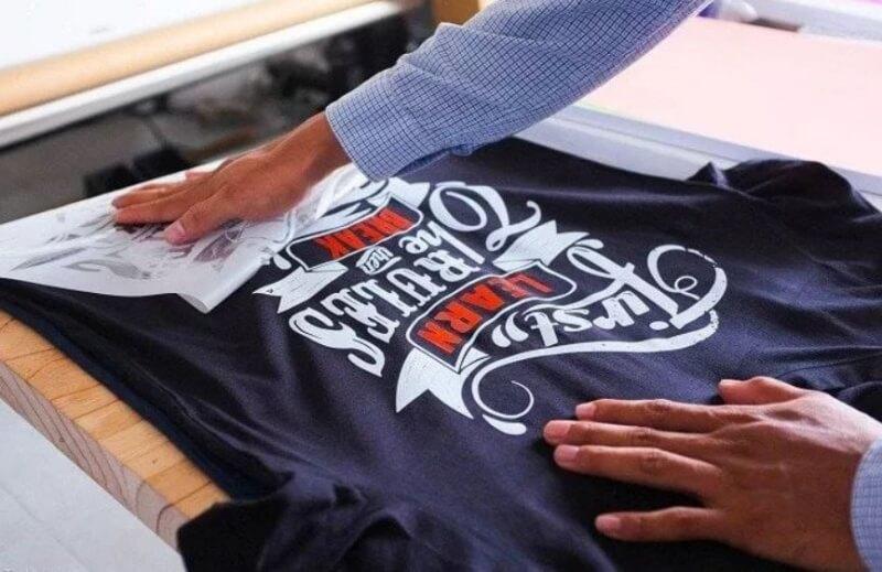 Xưởng in áo thun - áo sơ mi đồng phục theo yêu cầu giá rẻ tại TPHCM 2