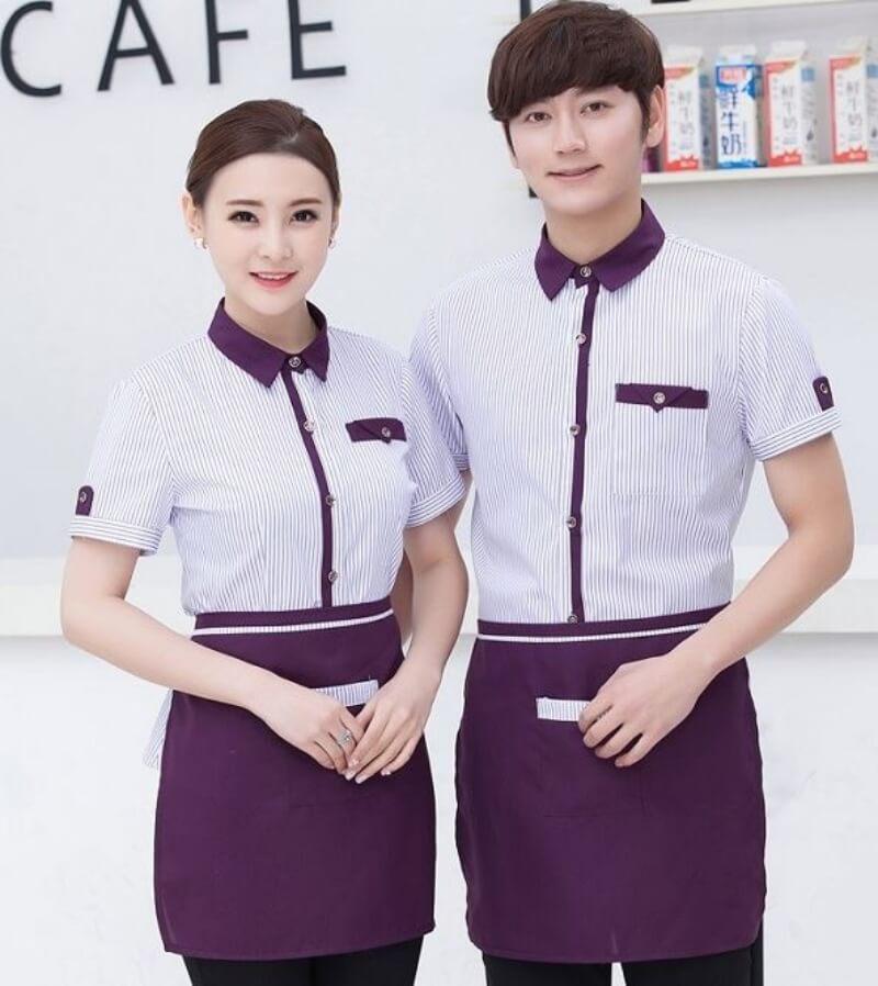mẫu đồng phục nhân viên quán bar 11