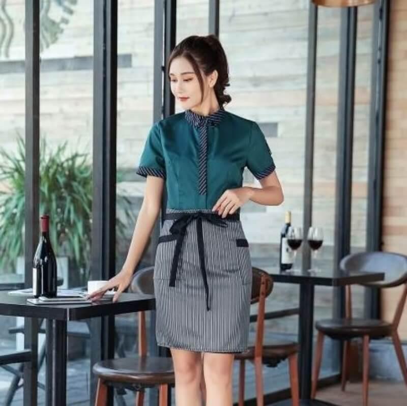 mẫu đồng phục nhân viên quán bar 18