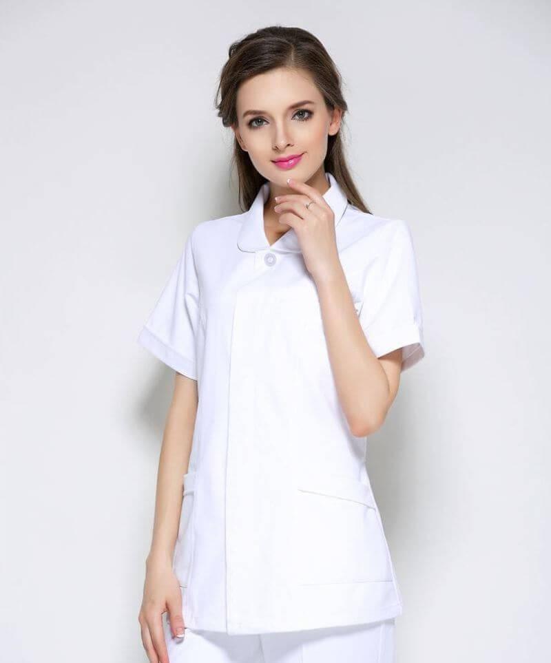 mẫu đồng phục y tá điều dưỡng 4