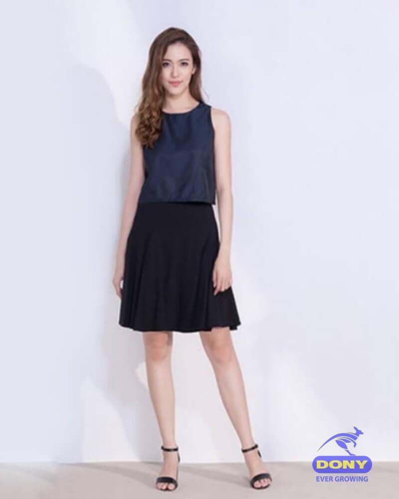 Xưởng may váy đầm đồng phục công sở 18