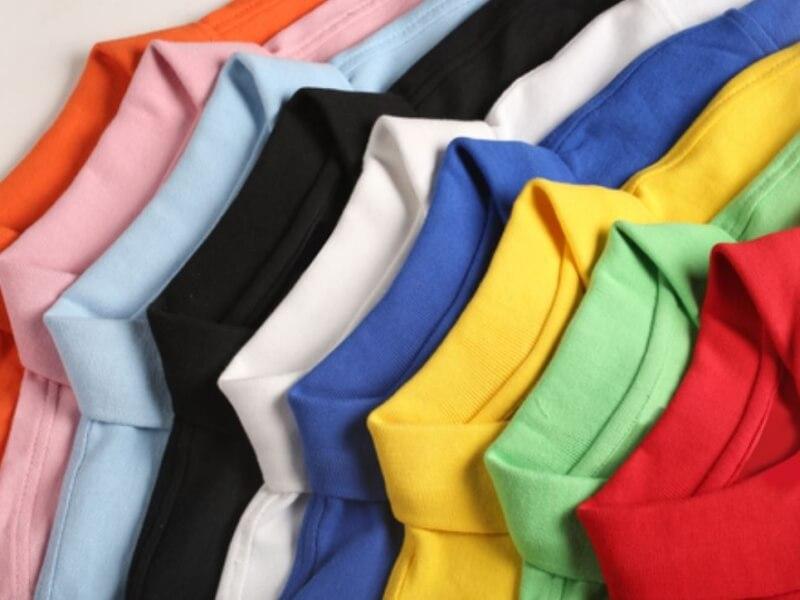 Xưởng chuyên sản xuất áo thun giá sỉ 1