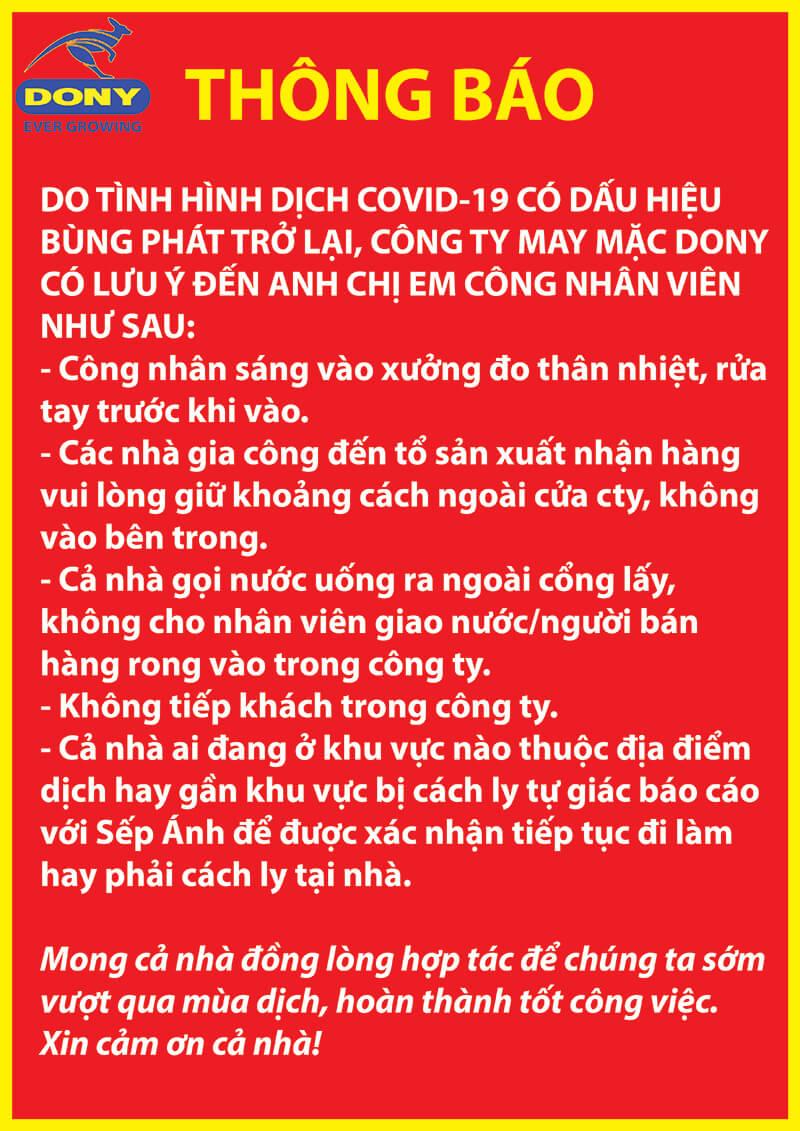 bien-bao-cong-nhan-chong-covid-tai-dony