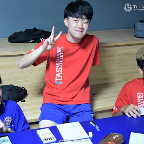 Trường Quốc tế Mỹ Việt – khách hàng thân thiết của Dony đặt đồng phục đã hơn 10 lần