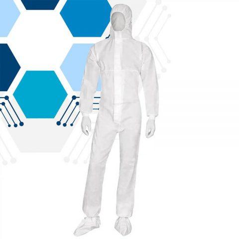 Bộ bảo hộ y tế toàn thân phòng ngừa nguy cơ lây nhiễm virus do Dony sản xuất được chứng nhận quốc tế