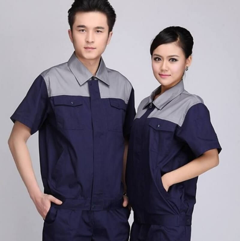 Đồng phục công nhân xây dựng 10