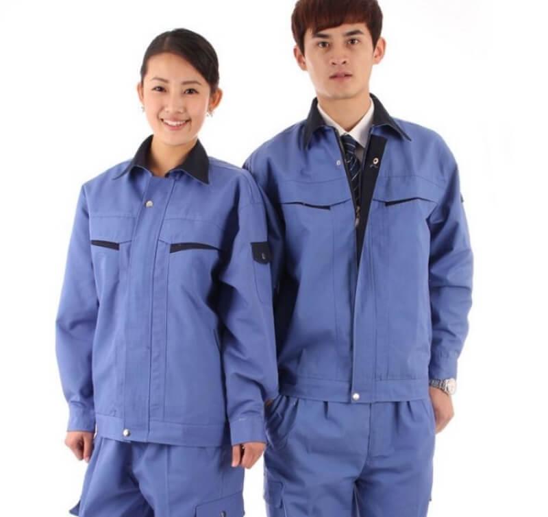 Đồng phục công nhân xây dựng 11
