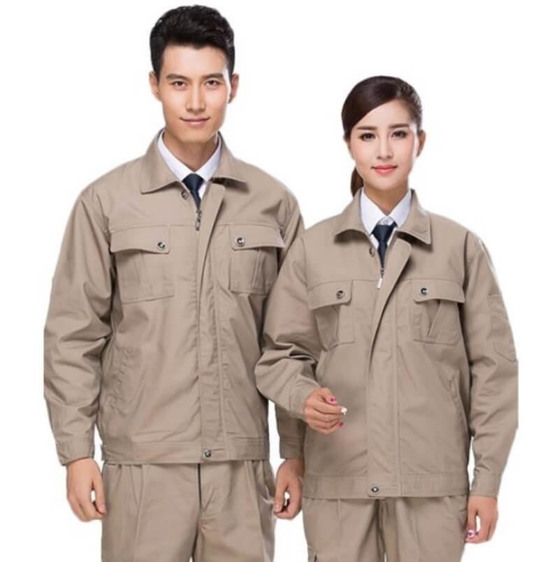 Đồng phục công nhân xây dựng 12
