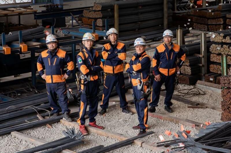 Đồng phục công nhân xây dựng 3