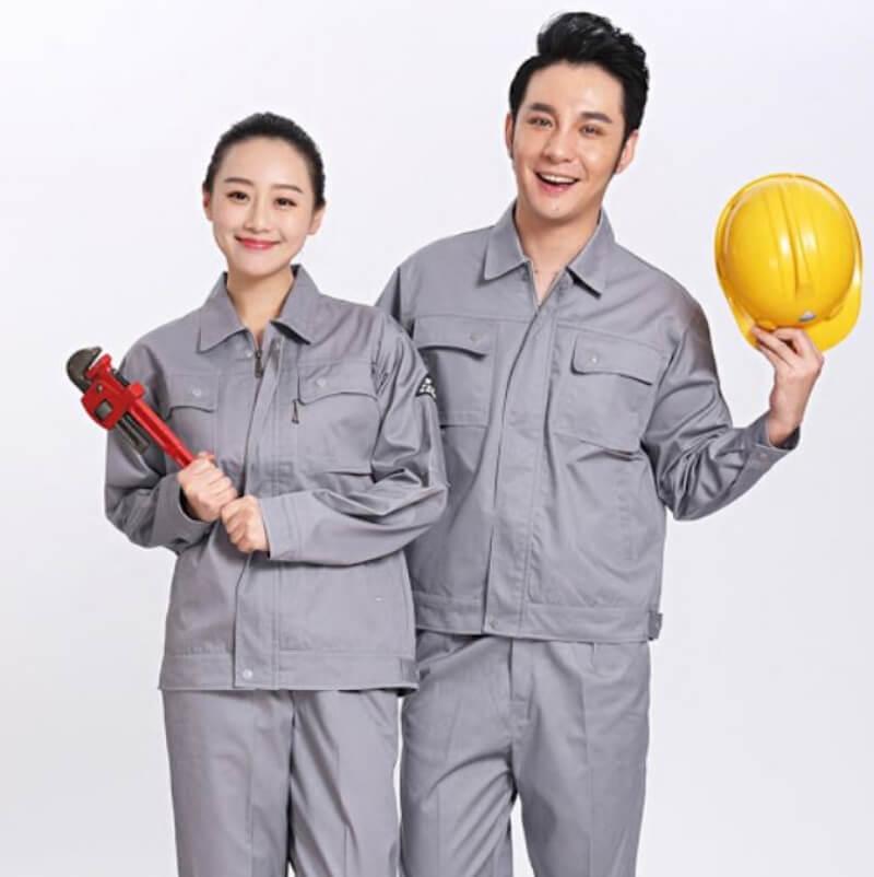 Đồng phục công nhân xây dựng 5