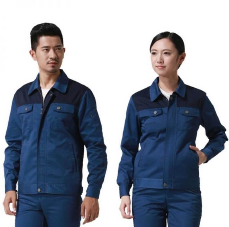 Đồng phục công nhân xây dựng 6