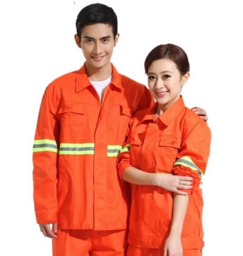 Đồng phục công nhân xây dựng 7