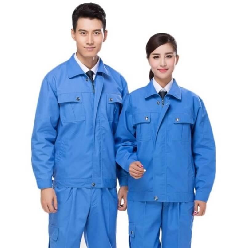 Đồng phục công nhân xây dựng 8