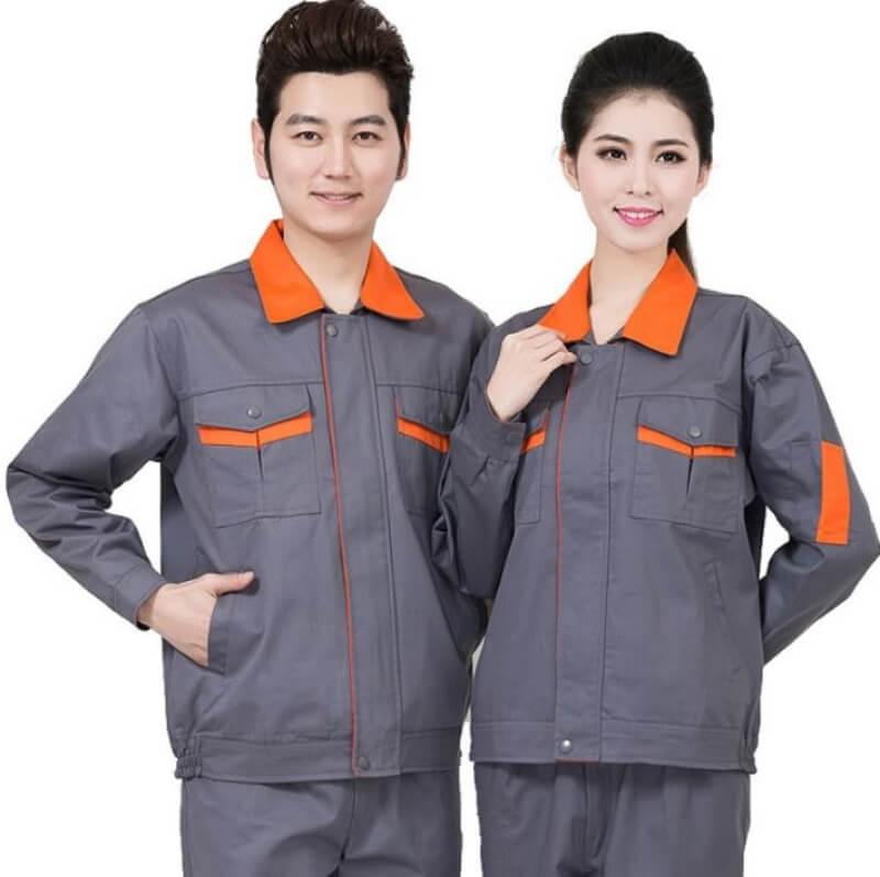 Đồng phục công nhân xây dựng 9