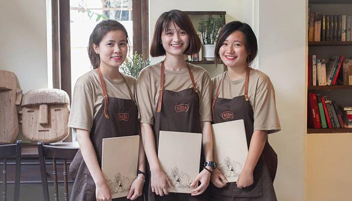 Địa chỉ may đồng phục nhà hàng khách sạn, quán ăn đẹp uy tín tại Hà Giang