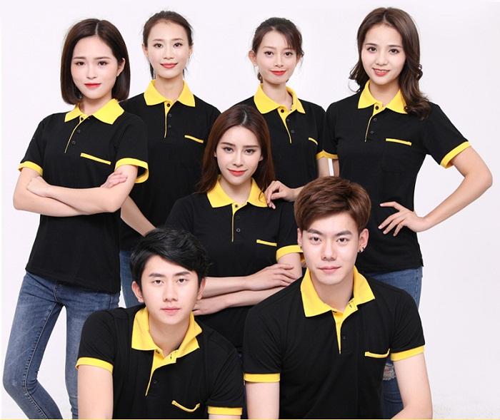 Xưởng may đồng phục áo thun tại Hà Nội