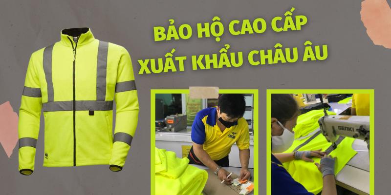 Kín xưởng hàng cao cấp xuất khẩu châu Âu tháng 10 – HH Workwear